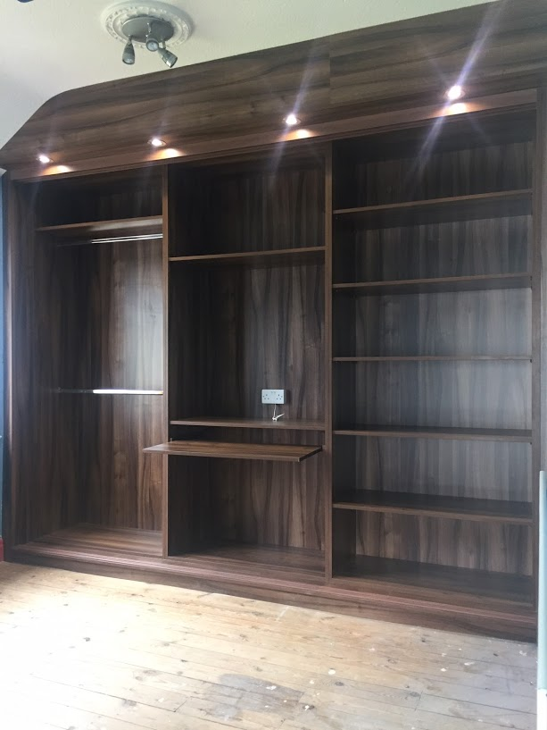 Stage Two Fitted Wardrobe Barnsley